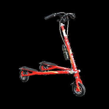 Trikke T8 Sport - Карвинговый трехколесный самокат для взрослых