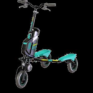 Trikke Colt - Электро самокат для взрослых и детей